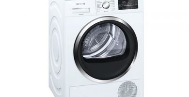 Siemens IQ500 Washer Manual In English