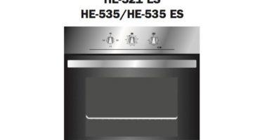 Teka He 510 Me Oven Manual In English PDF