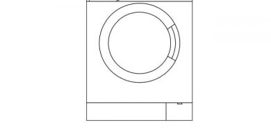 Thor TL2 500 Washer Instruction Manual