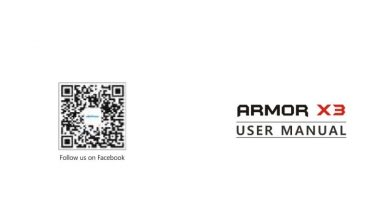Ulefone Armor 3X User Manual PDF