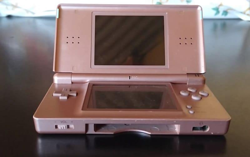 Nintendo DS Lite User Manual English PDF