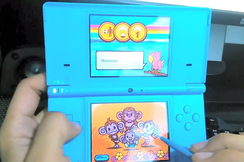 User Manual Nintendo DSi English PDF