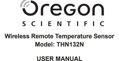 Oregon Scientific THN132N
