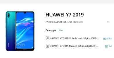 User Manual Huawei Y7 2019 English PDF.