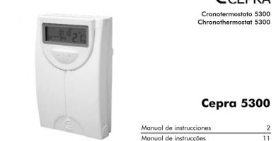 Cepra 5300 Thermostat
