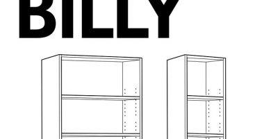 Billy-Ikea-Bookcase